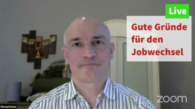 Video: Trotz Coronakrise den Arbeitgeber wechseln?