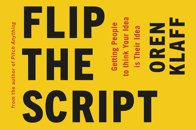 Flip the Script: 3 Essential elements of inception and how you can use it in your job search