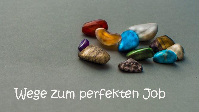 Logo Wege zum perfekten Job